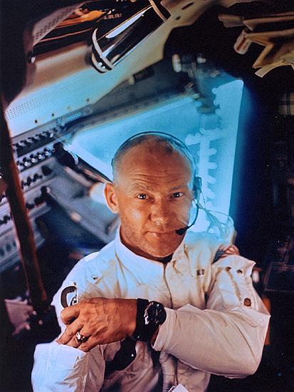 Лунные астронавты — масоны