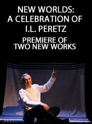 I.L.Peretz poster