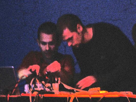 Jacob Kirkegaard + Kryptogen Rundfunk