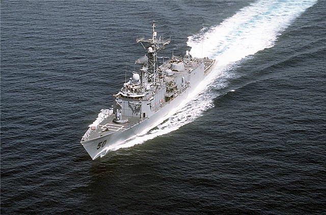 USS Taylor FFG 50