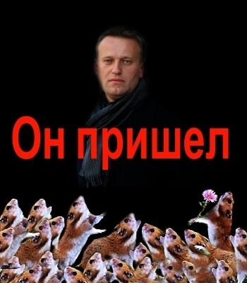 Навальный здесь! Здесь ВСЕ! и Дюша Метелкин