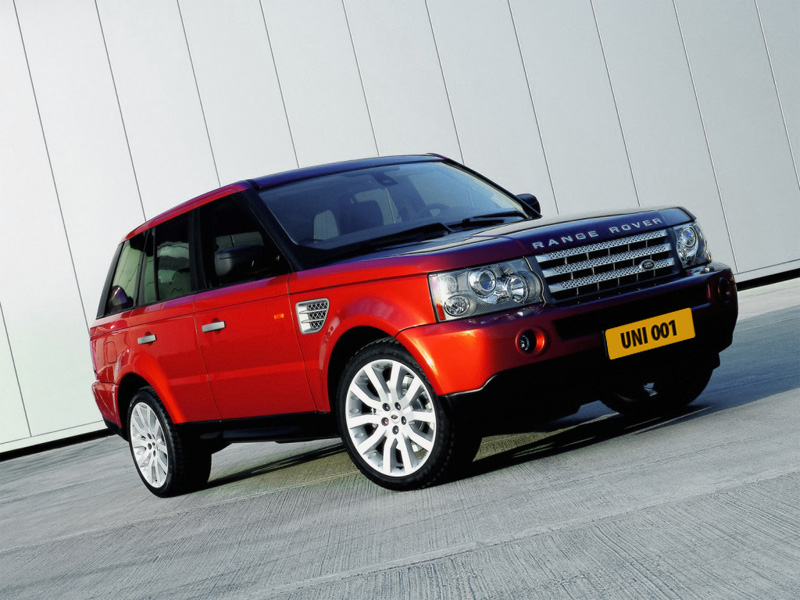 Range Rover Sport Юний Давыдов, 150 000 рублей
