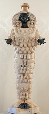Артемида Орфия (Диана Эфесская) -одно из воплощений Реи-Кибелы , Дочь)