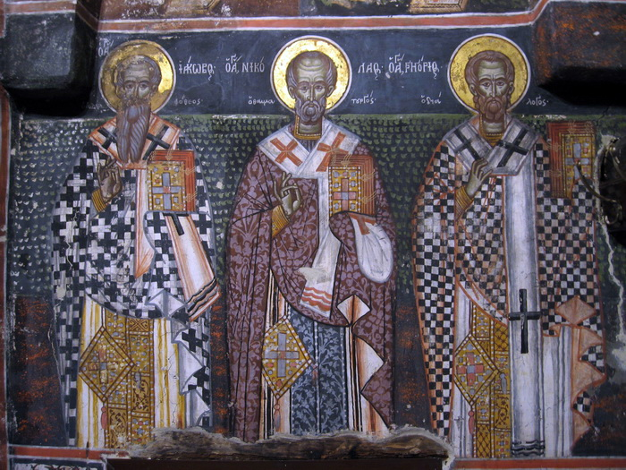Три Святителя: после реставрации.