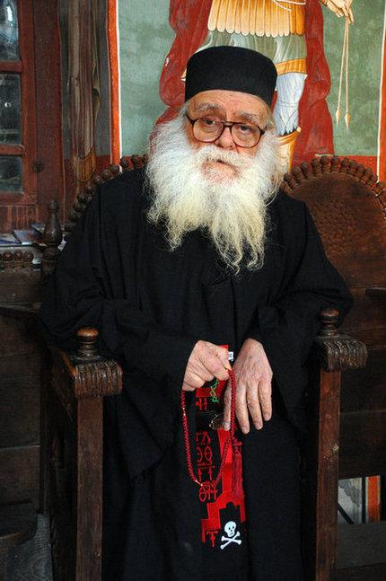 О. Михаил Хиландарец