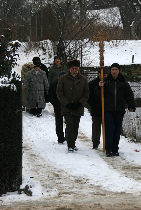 Коляди в Косові