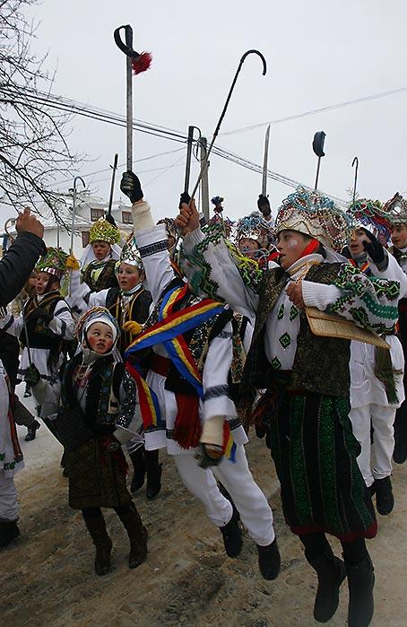 Маланка в Красноїльску в 2010 р.