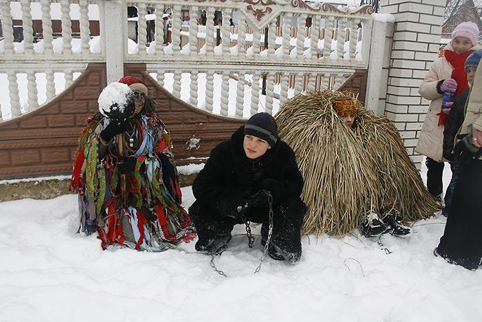 Цигани-маланкарі в Сторожинецькому районі