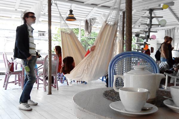 Кафе 'Море внутри'