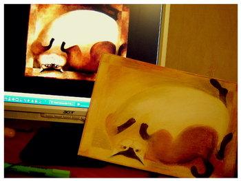 Сонька-золотое пузо картинка
