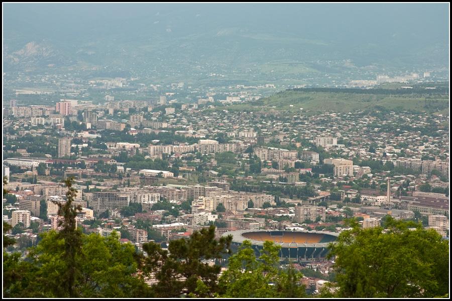 Стадион Динамо в Тбилиси