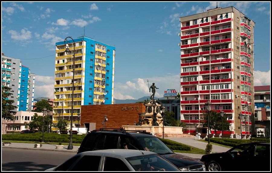 Новый вид старых многоэтажек