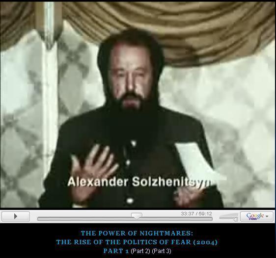 Иудушка Солженицын