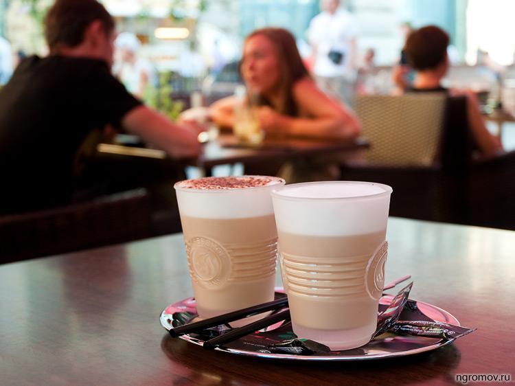 Романтика кофе