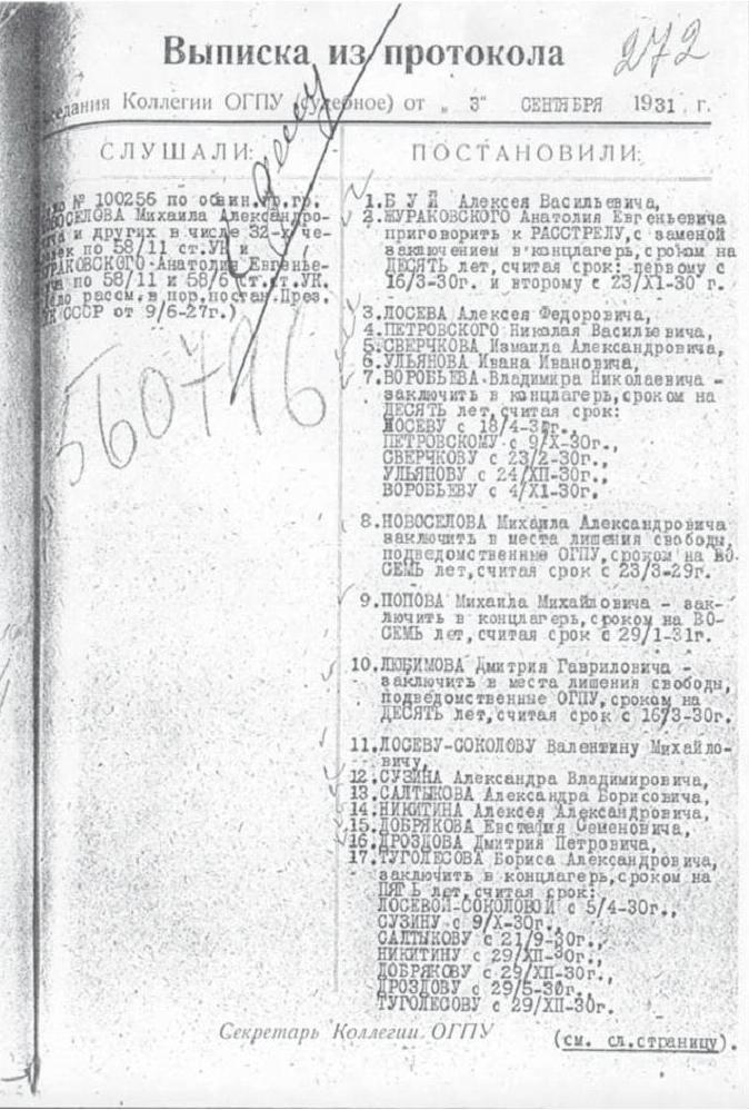 советские концлагеря 1930х годов