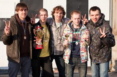 Слева направо: Сергей Силюков, Андрей Макей, Павел Будник, Юрий Кондратеня, Фёдор Федотов