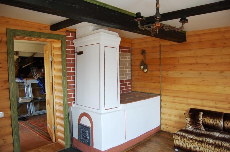 Ремонт печь дом фото