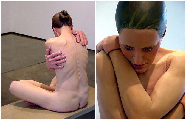 Скульптор Nina Levy.