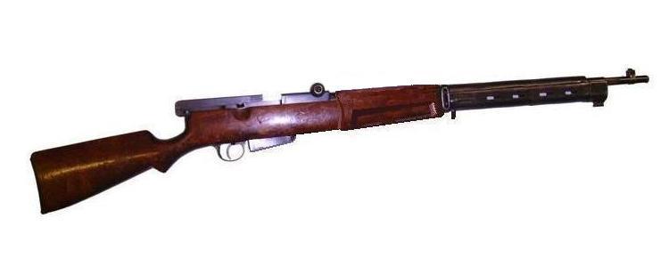 Автоматическая винтовка Фёдорова 1913г.