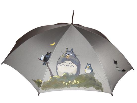 Тоторо зонт