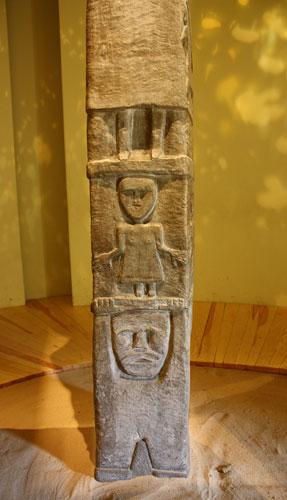 фото збручский идол