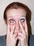 У нее глаза на лоб полезли от размеров их биченов