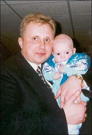 Алексей Пичугин. Фото из архива А. Н. Пичугиной