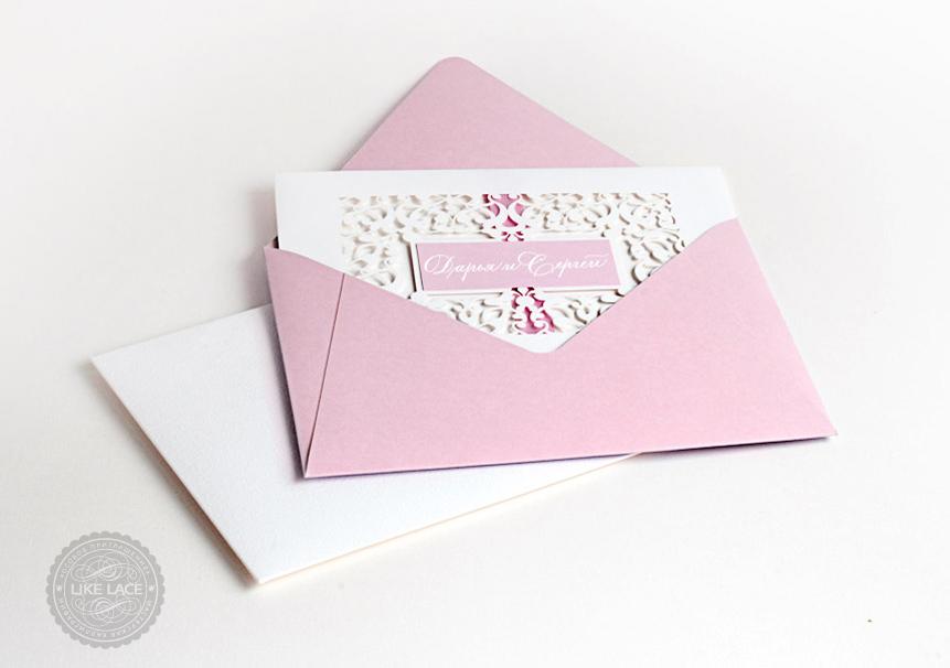 Как расположить конверт на открытке, мая картинках