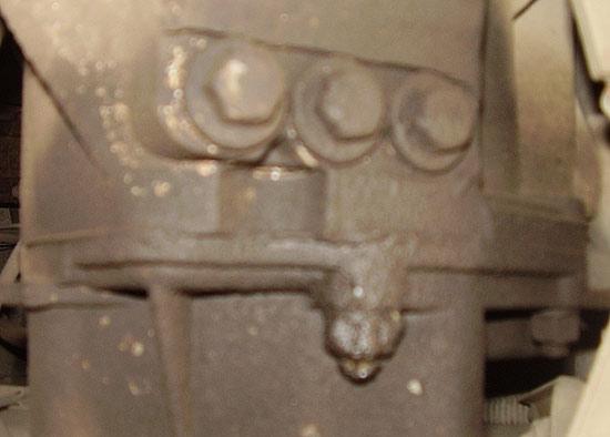 bolt01 - Хруст при трогании и торможении