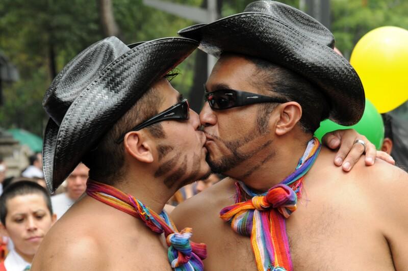 Видео мексиканское гей