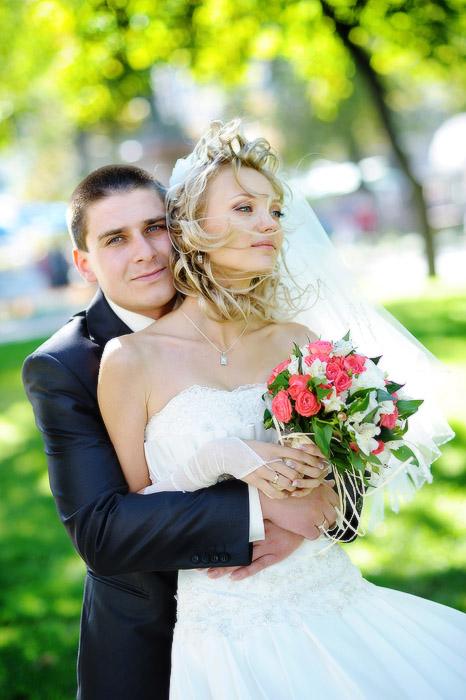 Свадебная фотография Ольги и Михаила. Фотограф в Воронеже Степан Корчагин.