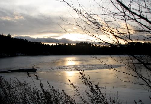 озеро у Пеурунки