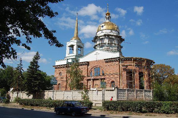 Храм святого Иоанна Кронштадского