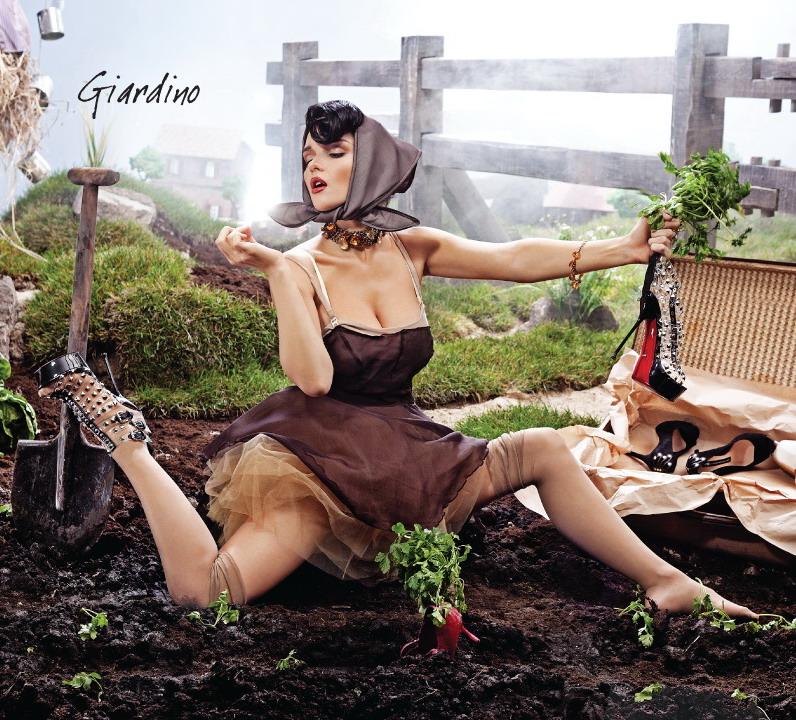 Прикольные картинки женщина и огород