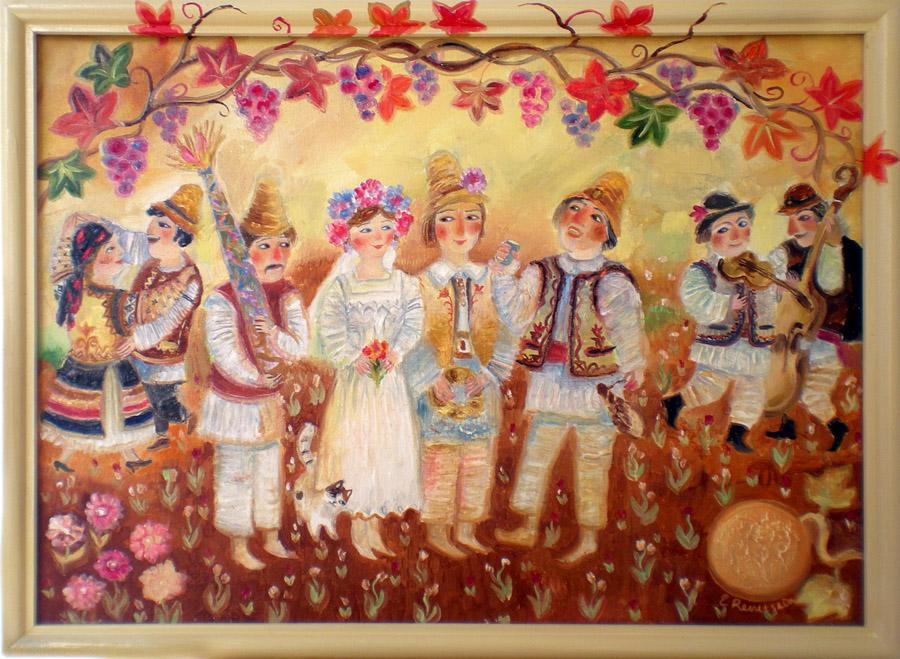 Картинки, молдавская открытка