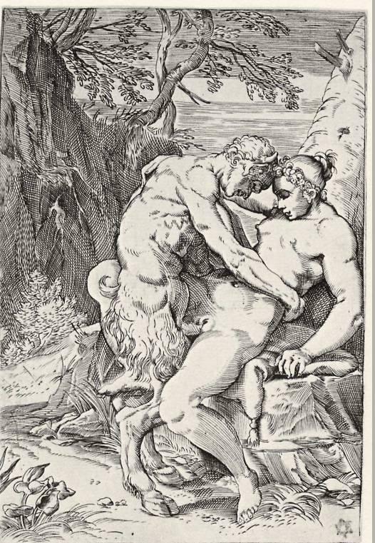 Старинные секс гравюры — photo 15