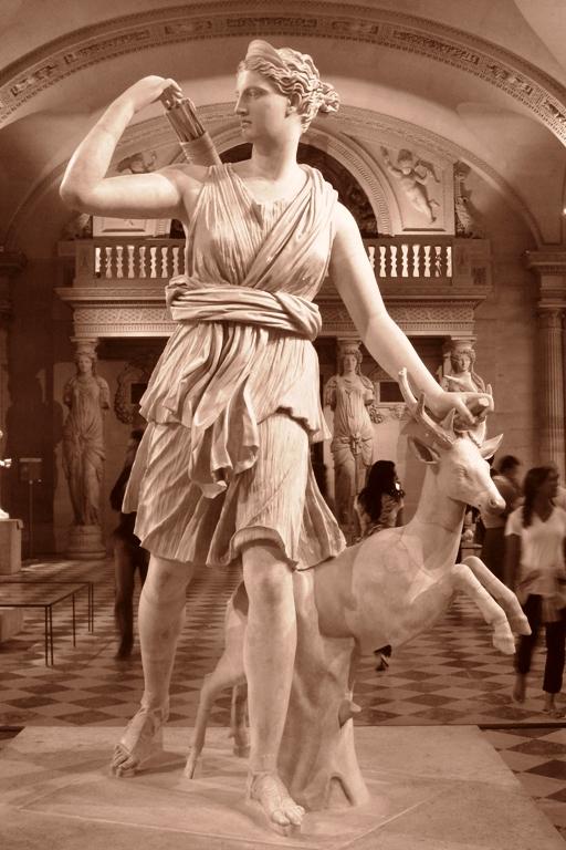 Богиня Охоты - Артемида