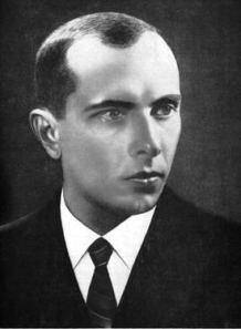Степан Бандера - лідер українських націоналістів, голова Проводу ОУН