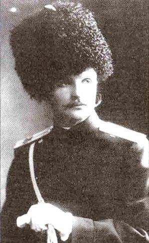 Павло Скоропадський - Гетьман Української Держави, один із лідерів та ідеологів гетьманського руху
