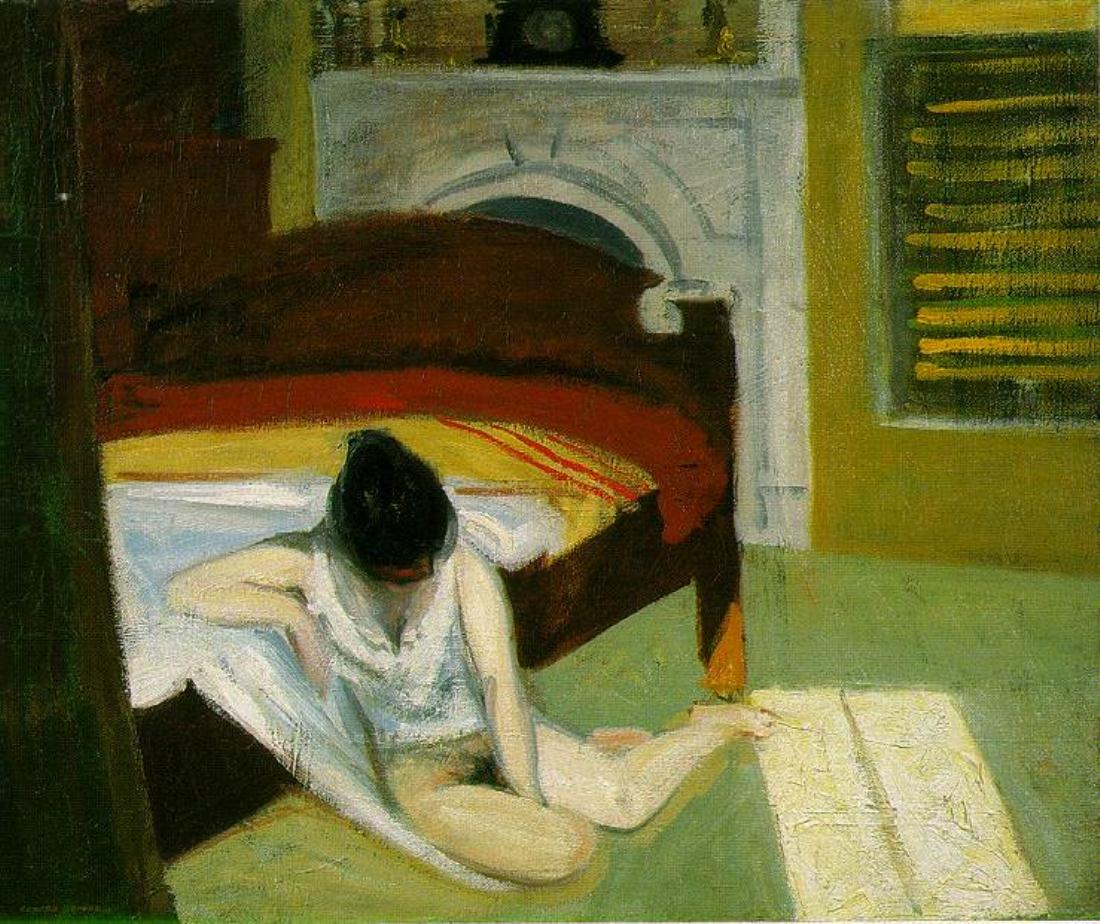 a biography of edward hopper an american artist Biography childhood edward hopper was born young edward spent his more than almost any american artist, hopper has had a pervasive impact on the way we.