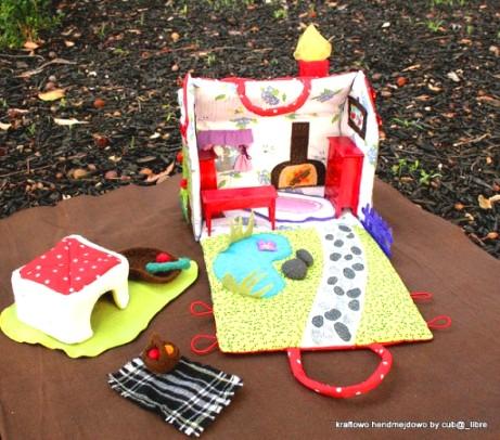 полную версию: кукольный домик сумка из ткани факты психологии общения