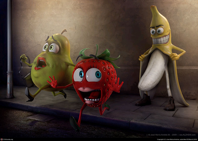 Аццкий банан