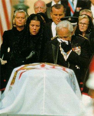 После трагической гибели Грейс Келли князь Ренье запретил