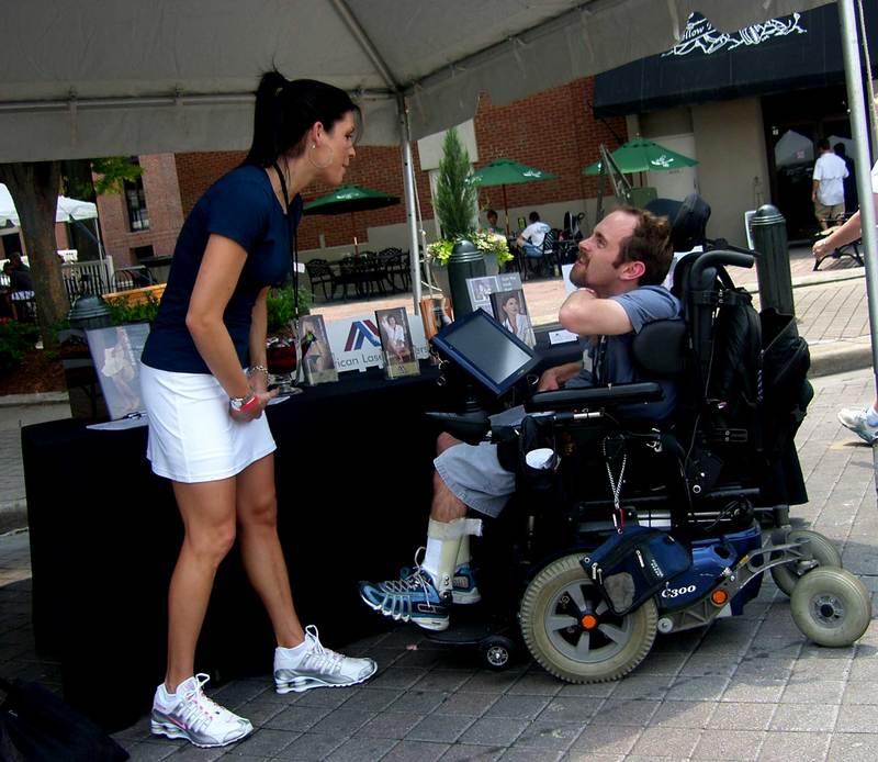 Знакомств сайт инвалидами америки с