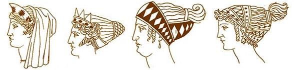 целуют, посасывают костюм древней греции головной убор растягивают