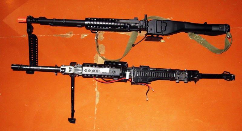 M60 vs M249: warkender — LiveJournal